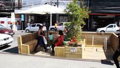 Mini-Parque en Valdivia: nuevos espacios públicos en el centro la ciudad