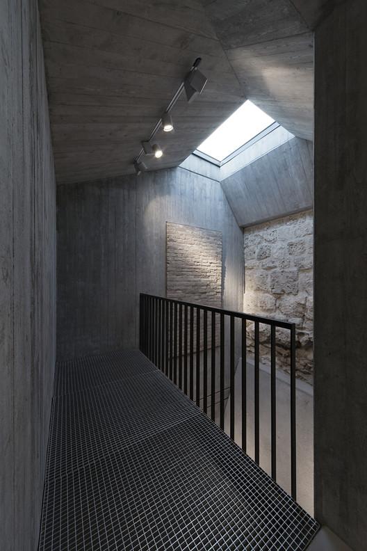 Nuevo Accesso Para Visitantes, Archiabadía Benedictino de Pannonhalma / CZITA Architects, © Tamás Bujnovszky