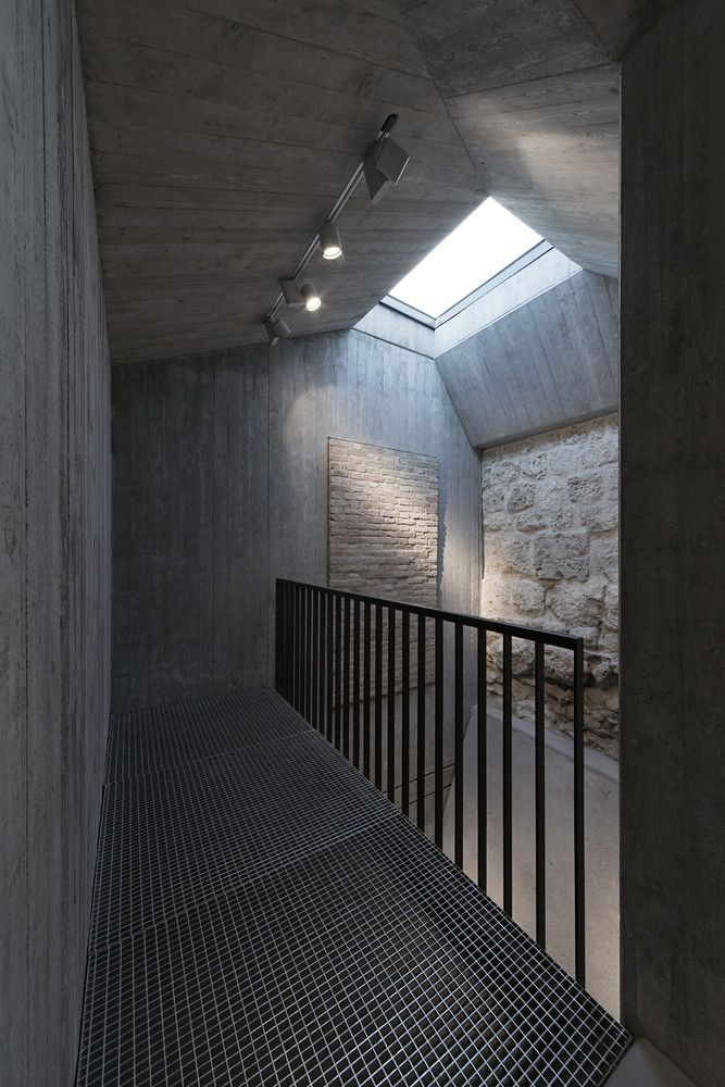 New Visitor Entrance, Benedictine Archabbey Of Pannonhalma / CZITA Architects