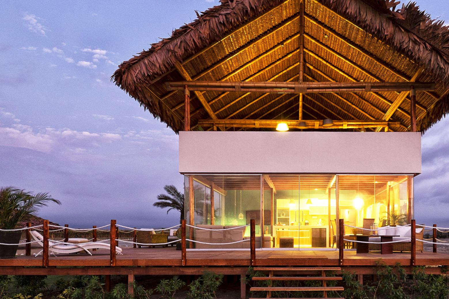 Casa en playa del carmen yupana arquitectos plataforma for Reformas de fachadas en palma