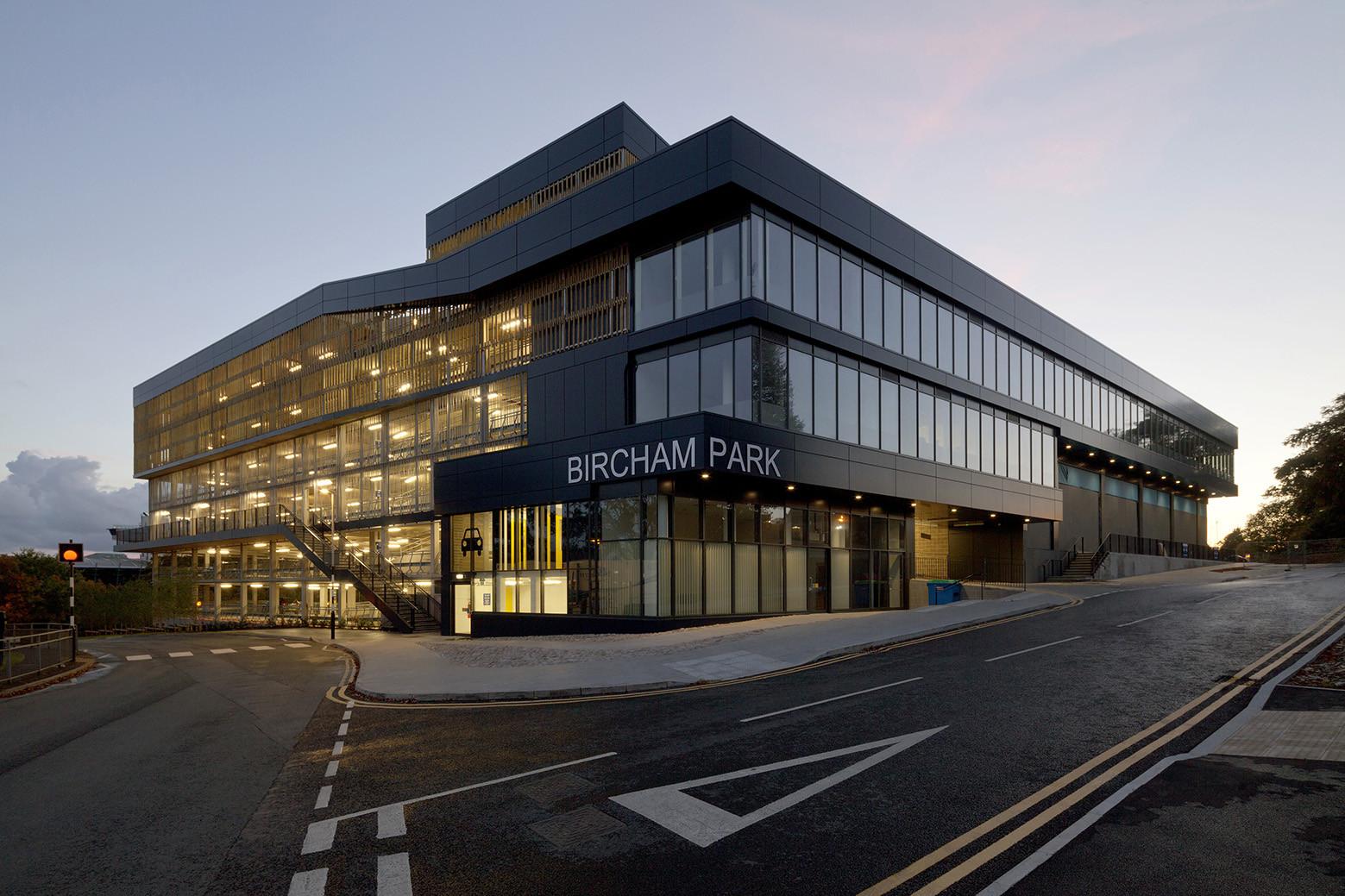 Bircham Park Multi Storey Car Park S333 Architecture