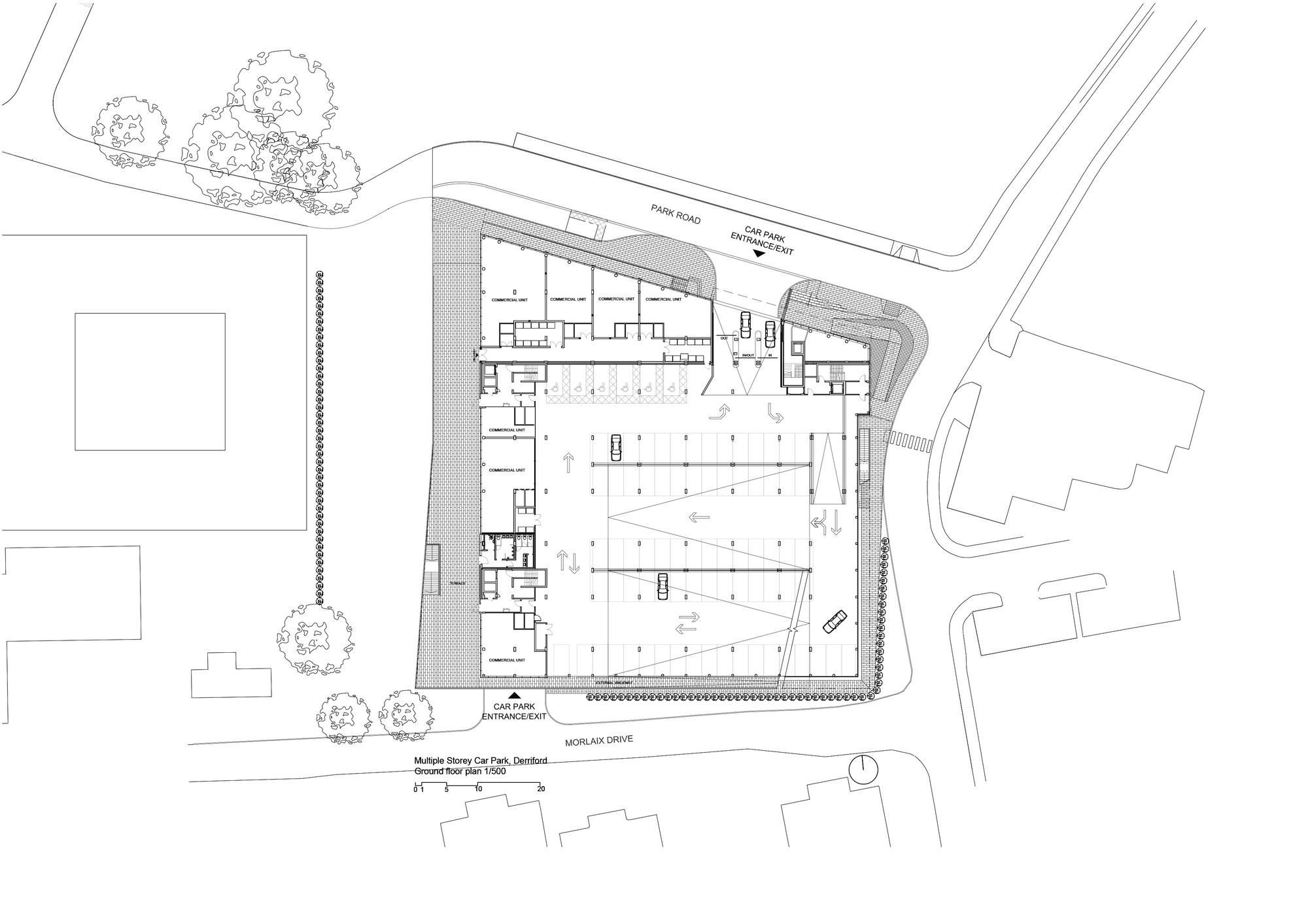 multi storey car parking design pdf