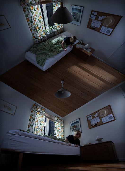 """""""Nightmare perspective"""". Imagen Cortesía de Erik Johansson"""