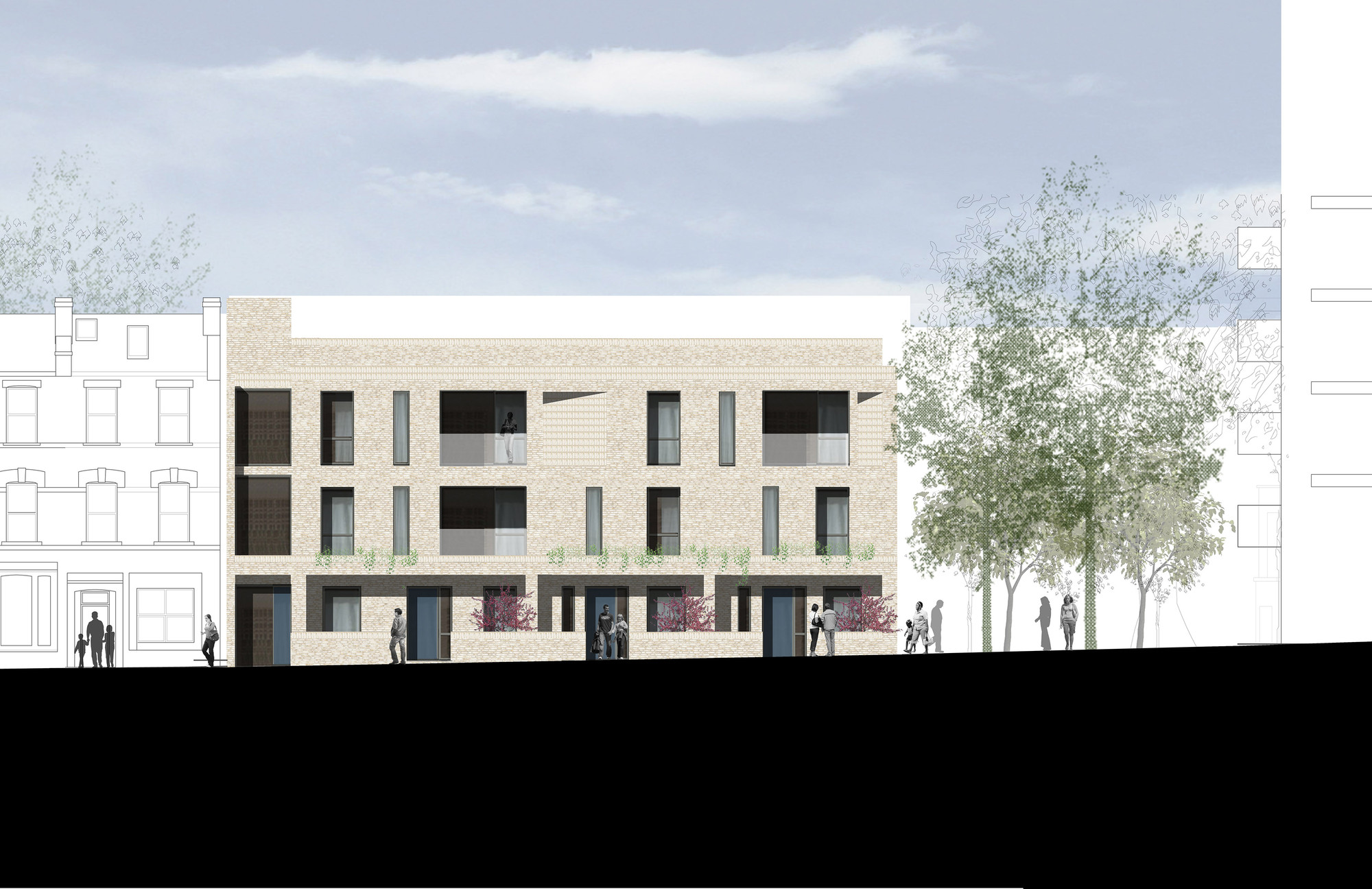 Gallery of Inventive Council Housing / Levitt Bernstein - 23