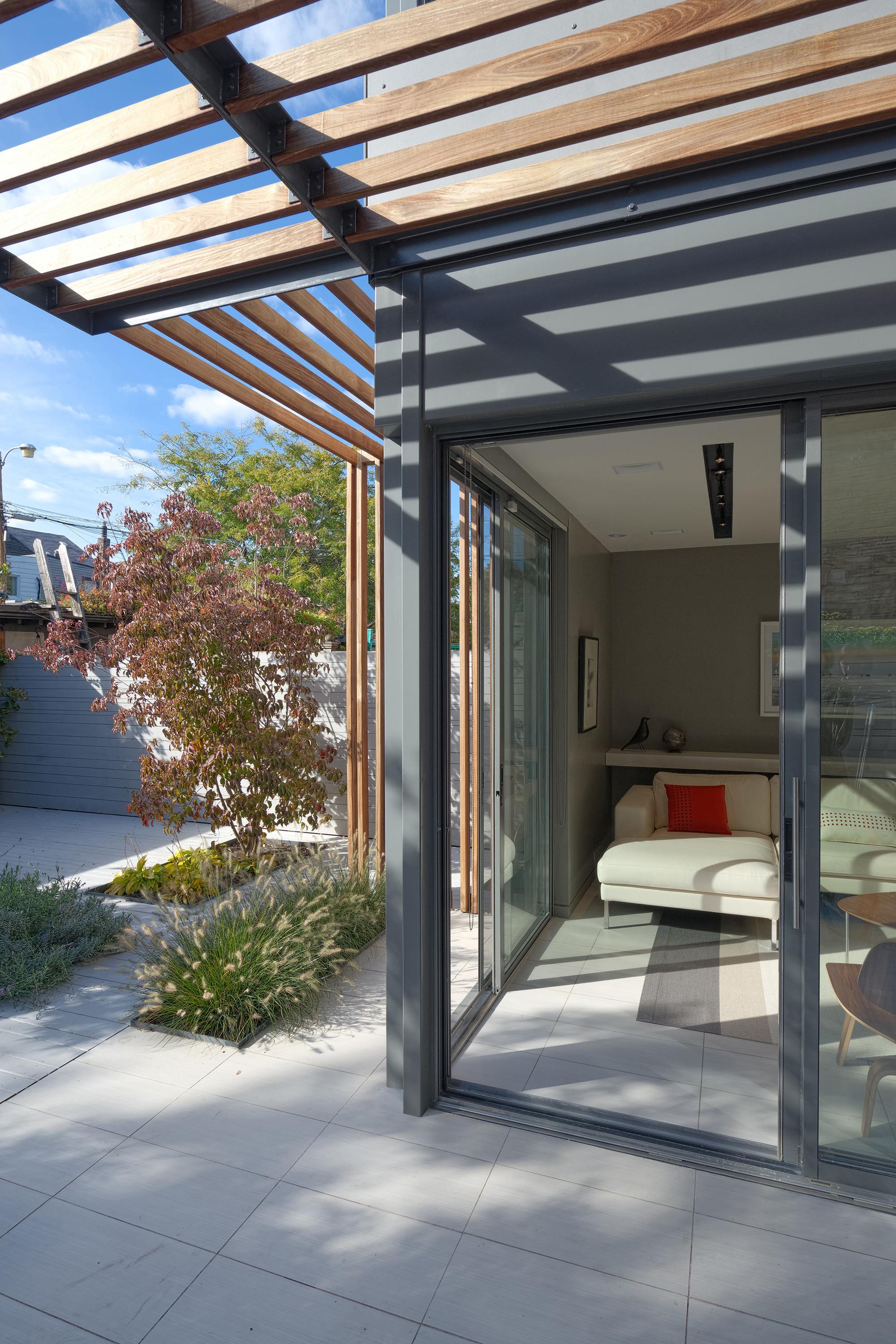 Gallery Of Through House Dubbeldam Architecture Design 9