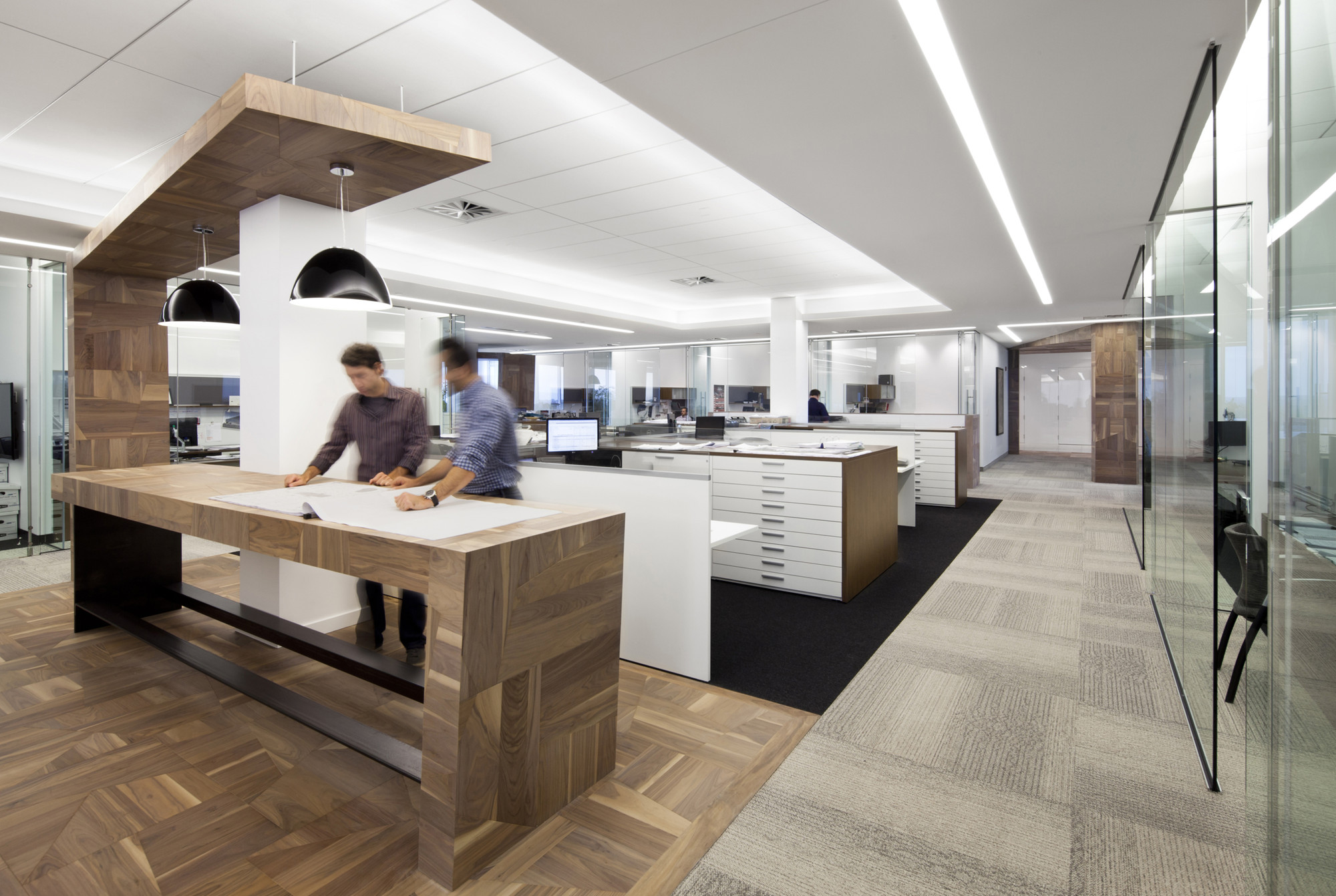 Gallery Of Offices Broccolini Construction Rubin Et Rotman Architectes 20