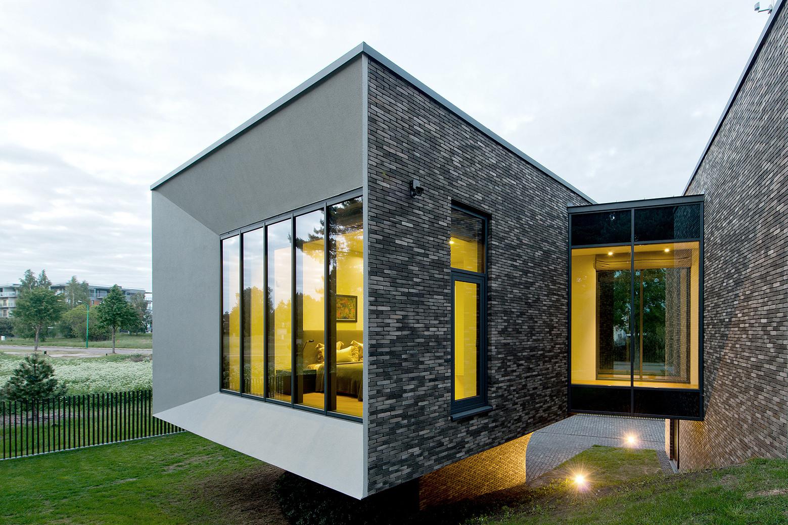 Family House In Palanga / UAB Architektu biuras, © Leonas Garbačauskas