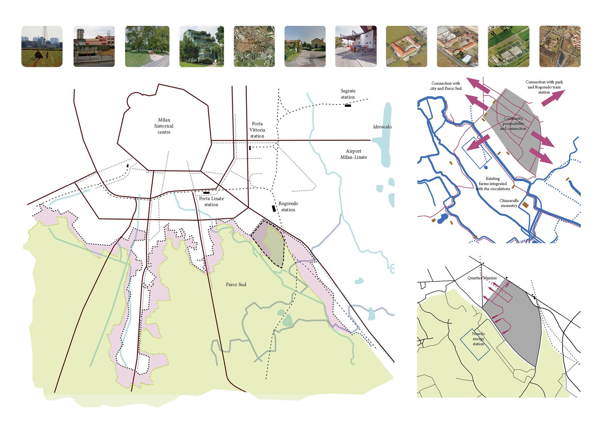 Conceptos. Image Cortesia de AAIMM Arquitectos