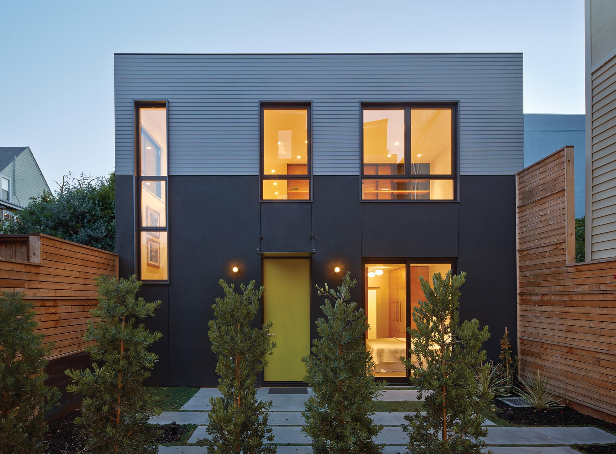 Steelhouse 1 y 2 / Zack | de Vito Architecture, © Bruce Damonte