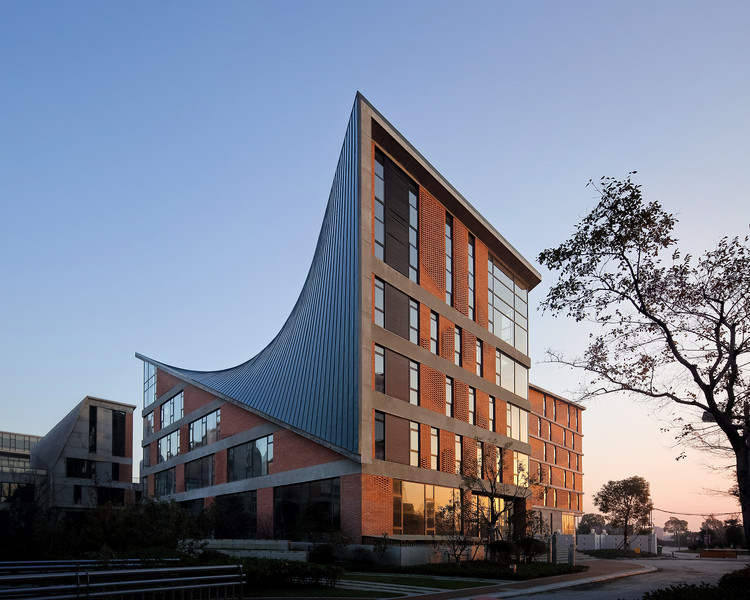 Campus de Arte Songjiang / Archi-Union Architects, Courtesy of Archi-Union Architects