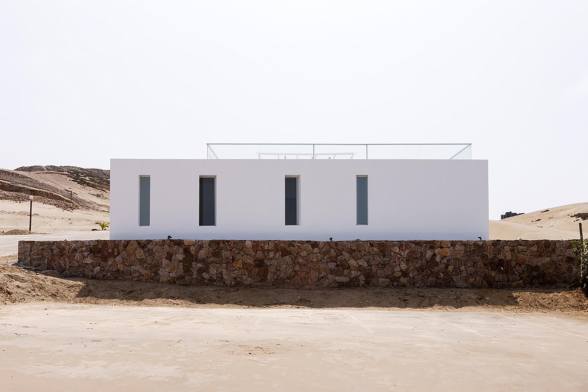 Casa en Los Andenes / Aurelio Herrera & Enrique Llatas, © Lolo Lamas