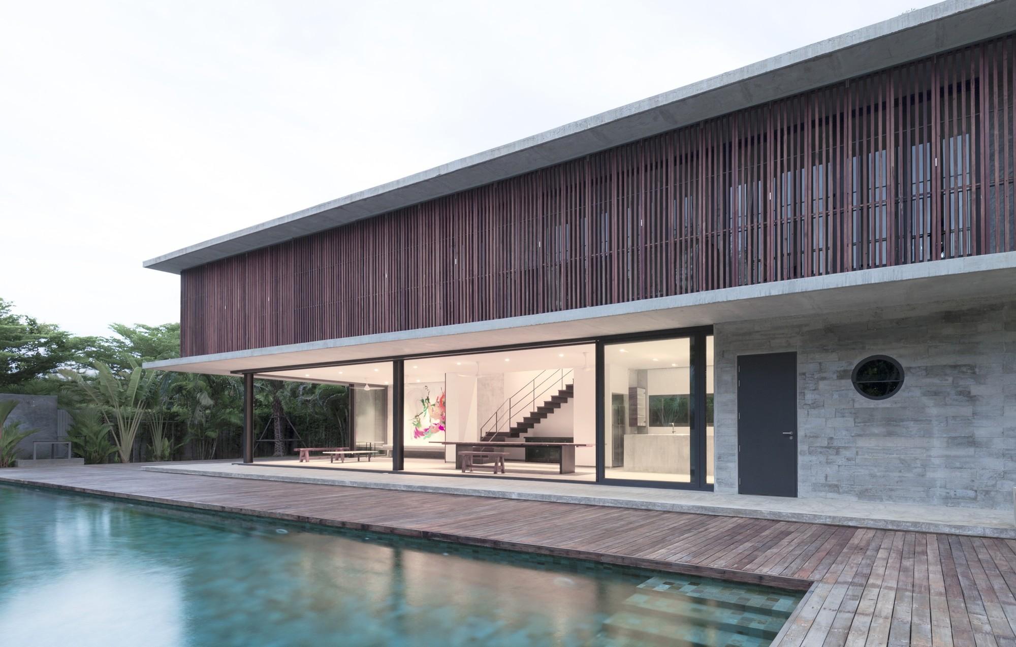 Casa Bang Saray / Architectkidd, © Luke Yeung