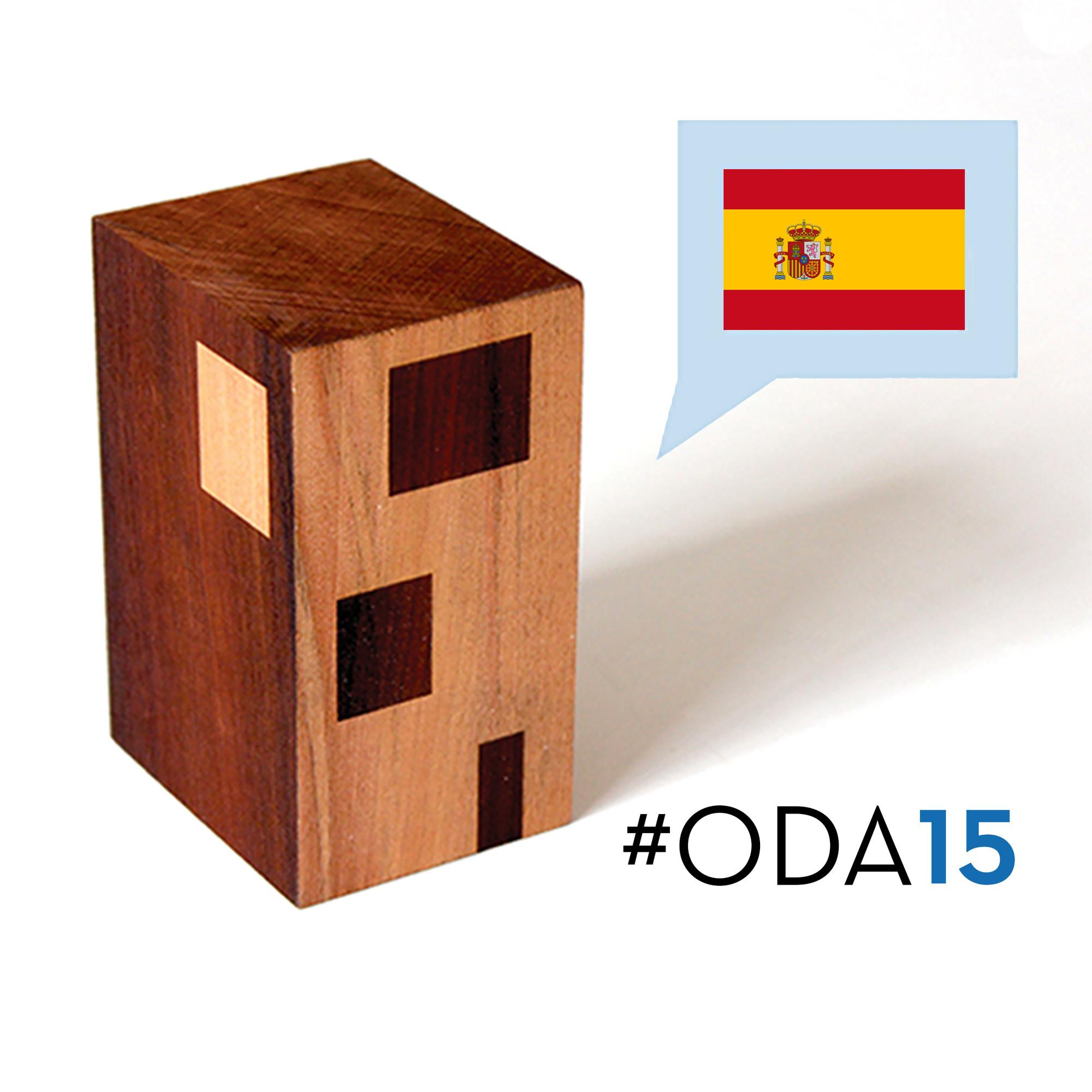 Conoce las 285 obras españolas que están participando en #ODA15
