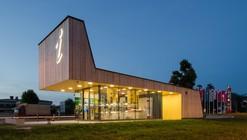 Tourist Information Centre Postojna / studio stratum