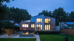 Nick Leith-Smith Builds Timber Frame Family Home in 10 Weeks
