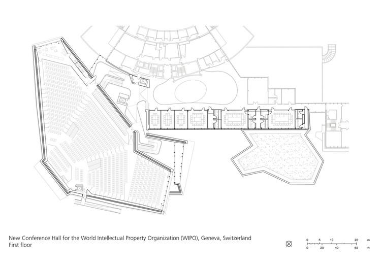 WIPO Conference Hall / Behnisch Architekten
