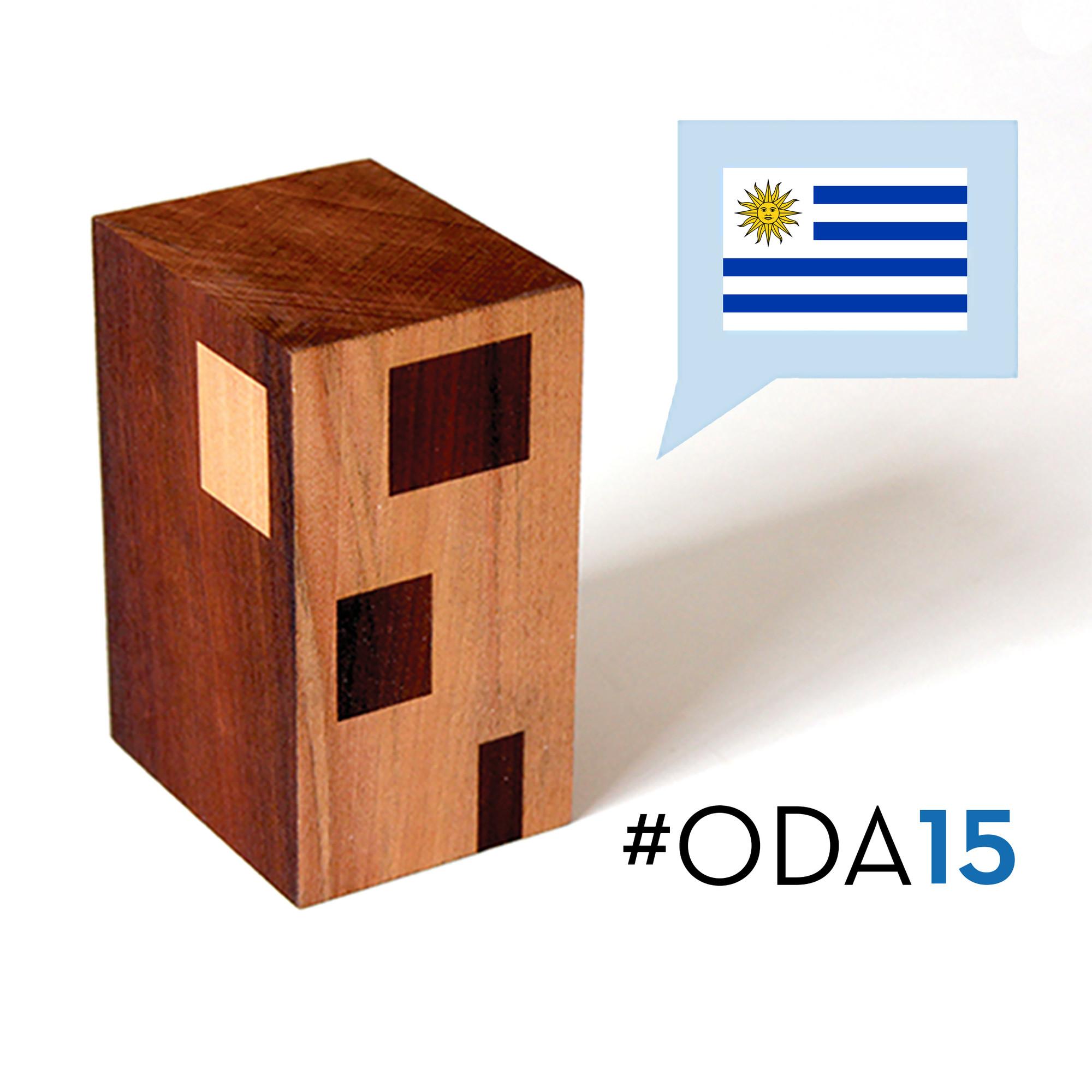 Conoce las obras uruguayas que están participando en #ODA15