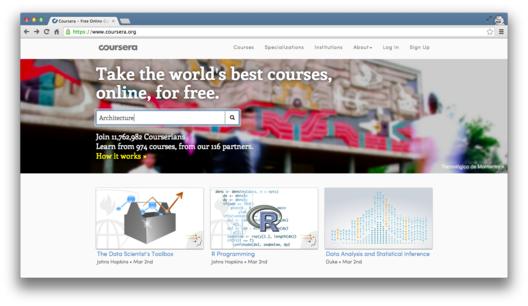 Cursos online gratuitos de arquitectura y dise o for Arquitectura online gratis