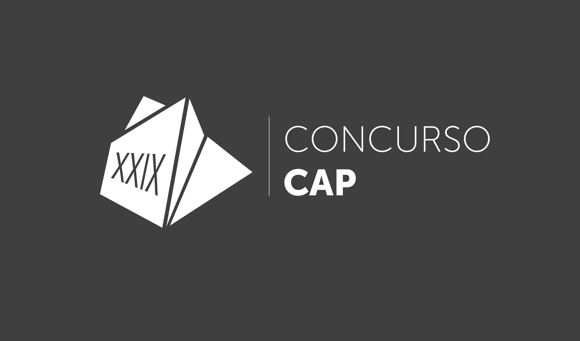 Convocatoria XXIX Concurso CAP para estudiantes de arquitectura