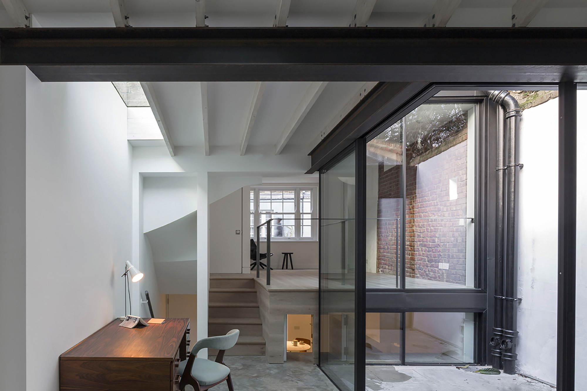 Fitzrovia House / West Architecture, © Peter Cook