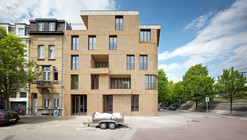 Collective housing AGVC / De Gouden Liniaal Architecten