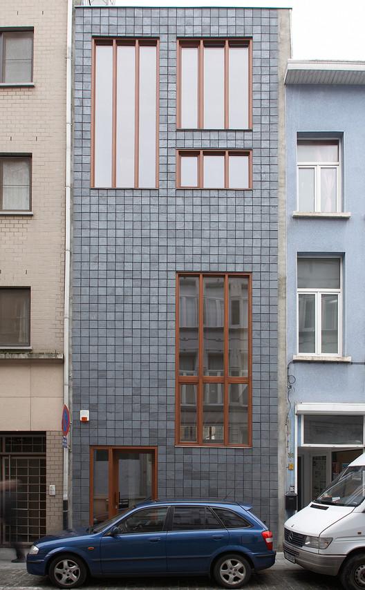 House AGVA / De Gouden Liniaal Architecten, © van Eetveldt + Nyhuis