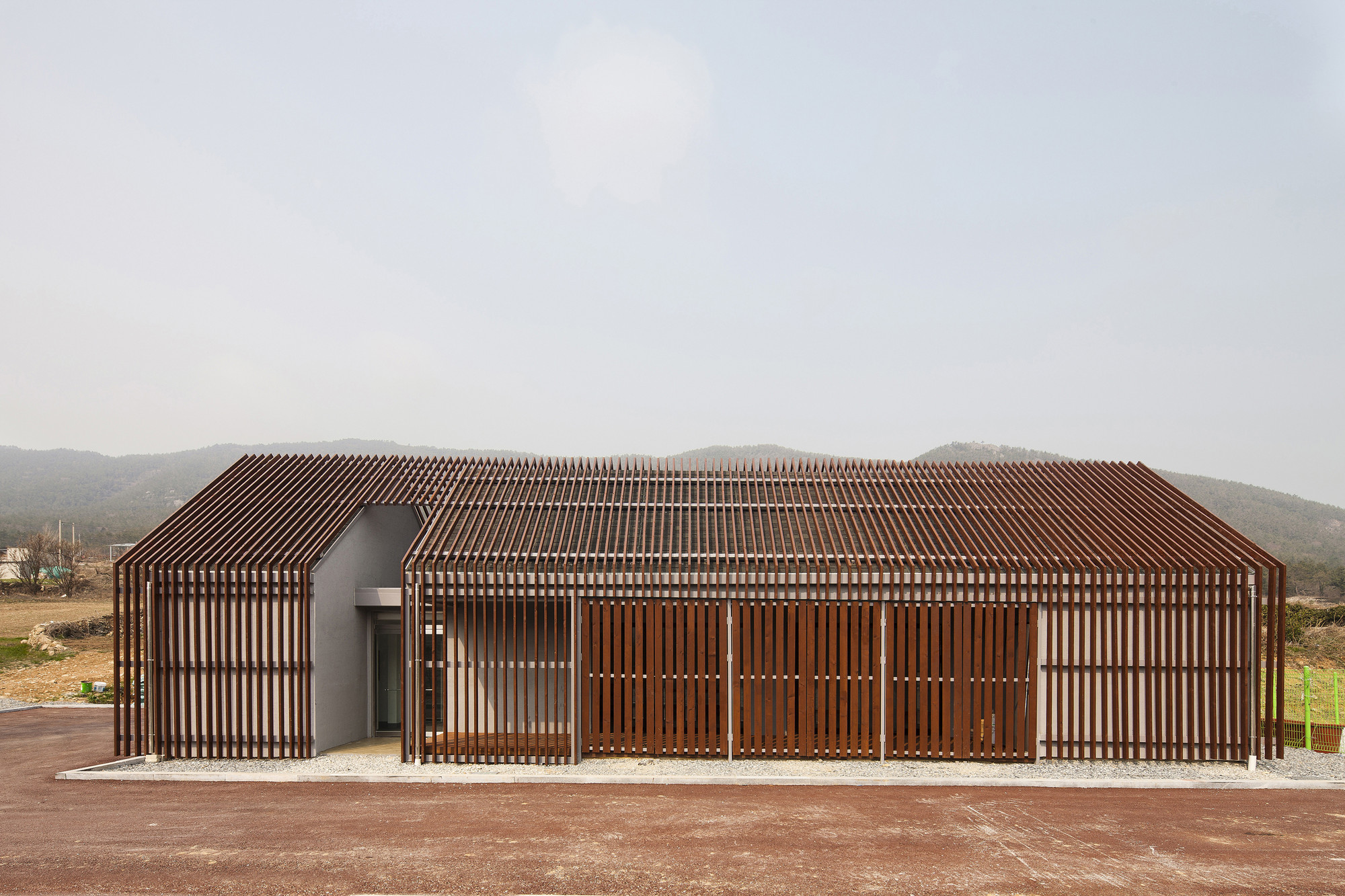 Gallery of slow food workshop oujae architects 1 for Architecture 54