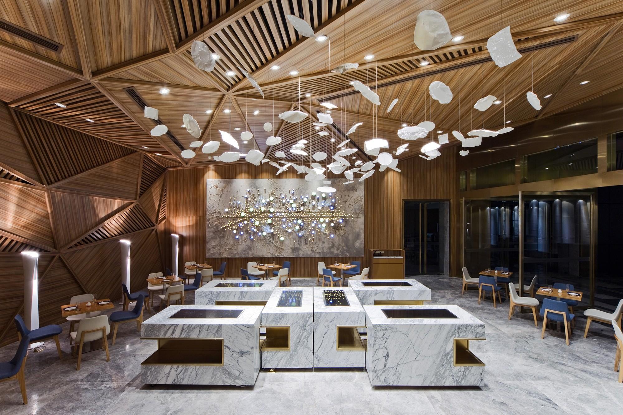 Yue Restaurant / PANORAMA, © Ng Siu Fung