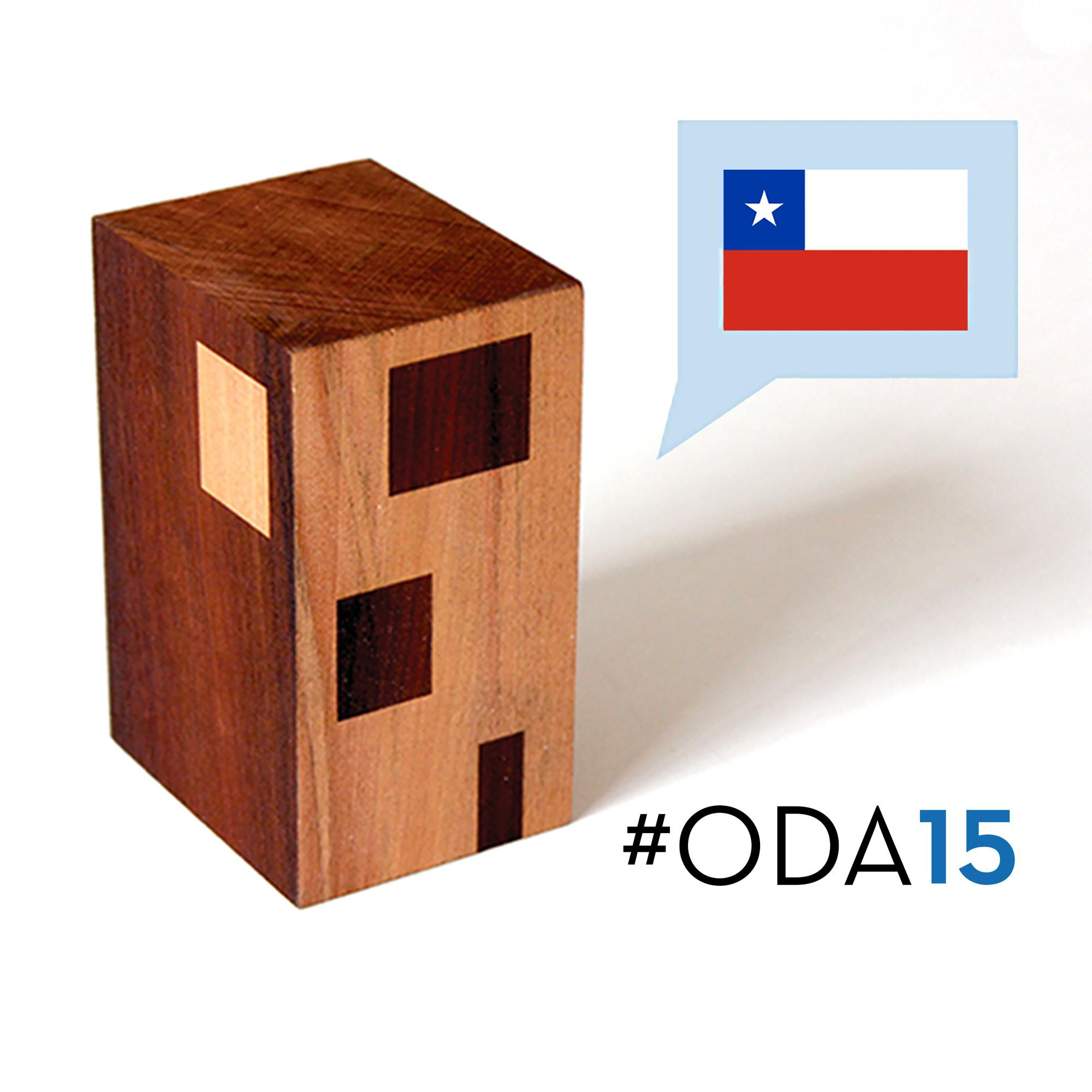 Conoce las 145 obras chilenas que están participando en #ODA15