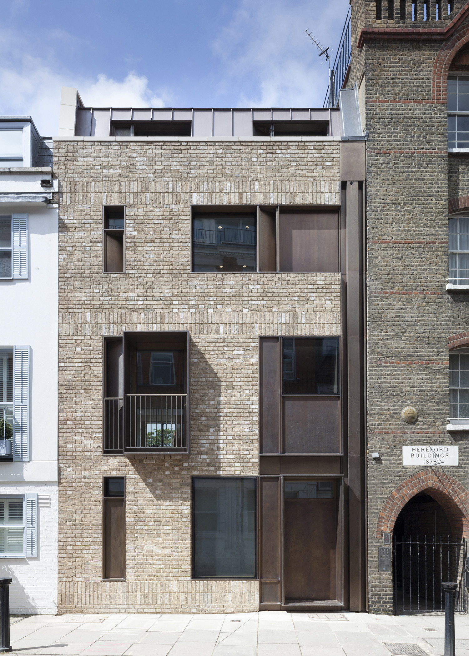 Gallery of shortlist announced for 2015 riba london awards 4 for Architecture 54