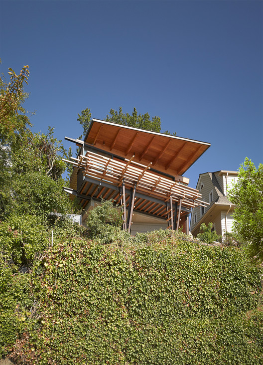 Garden Pavilion / Robert Edson Swain Architecture + Design, © Ken Gutmaker
