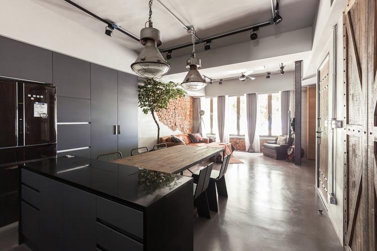 Cortesía de CHI-TORCH Interior Design
