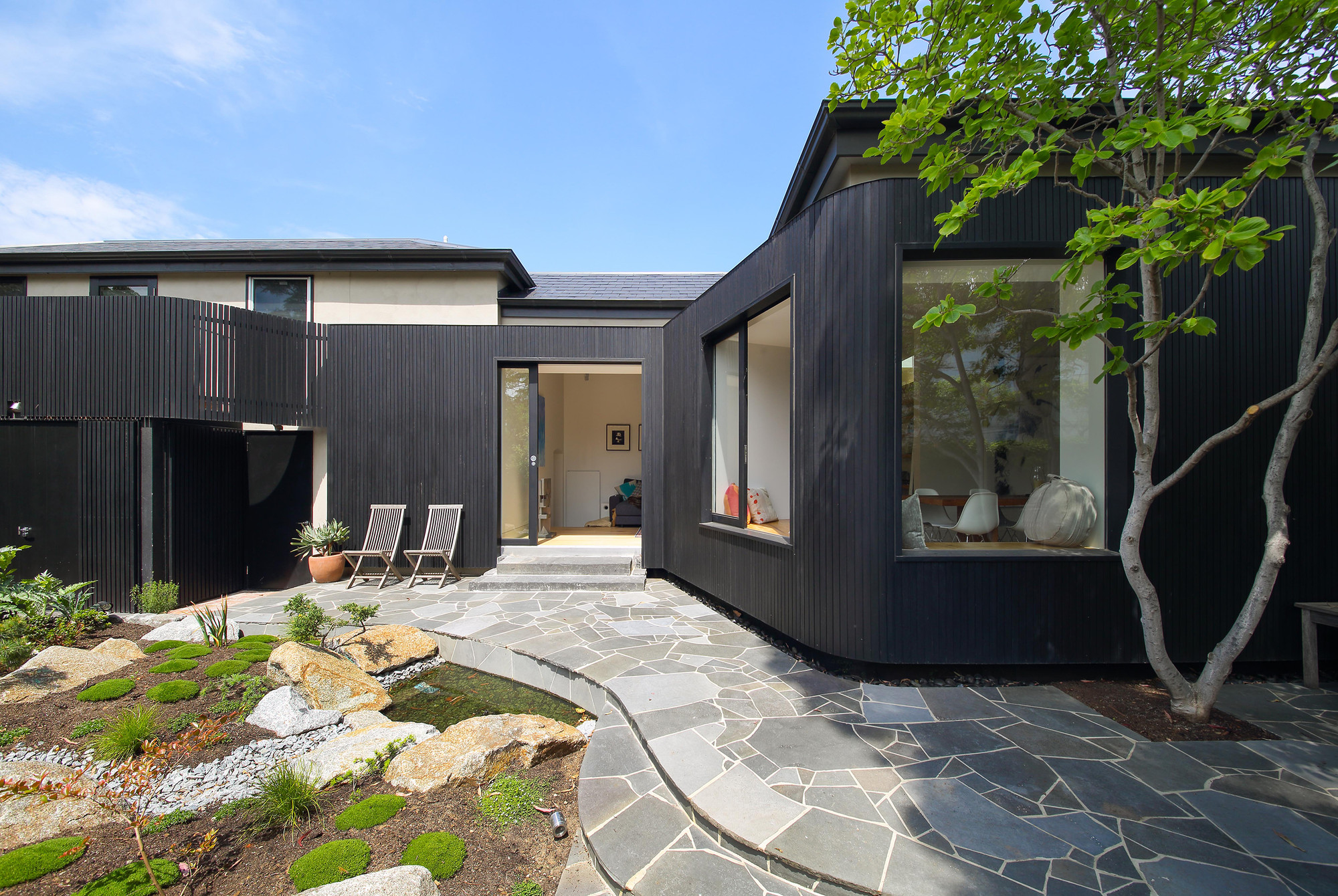 Casa Merton / Thomas Winwood Architecture + Kontista+Co, © Emily Bartlett