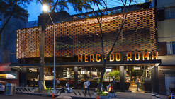 Mercado Roma / Rojkind Arquitectos + Cadena y Asociados