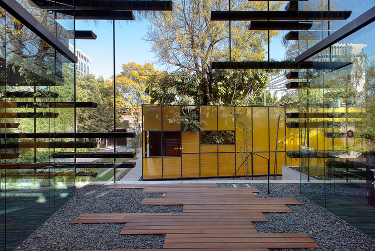 Courtesy of Rojkind Arquitectos, © Jaime Navarro