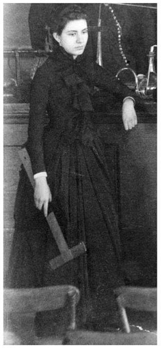 Sophia Hayden Bennett. Imagem: Domínio Público