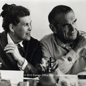 Ray and Charles Eames. © Eames Office