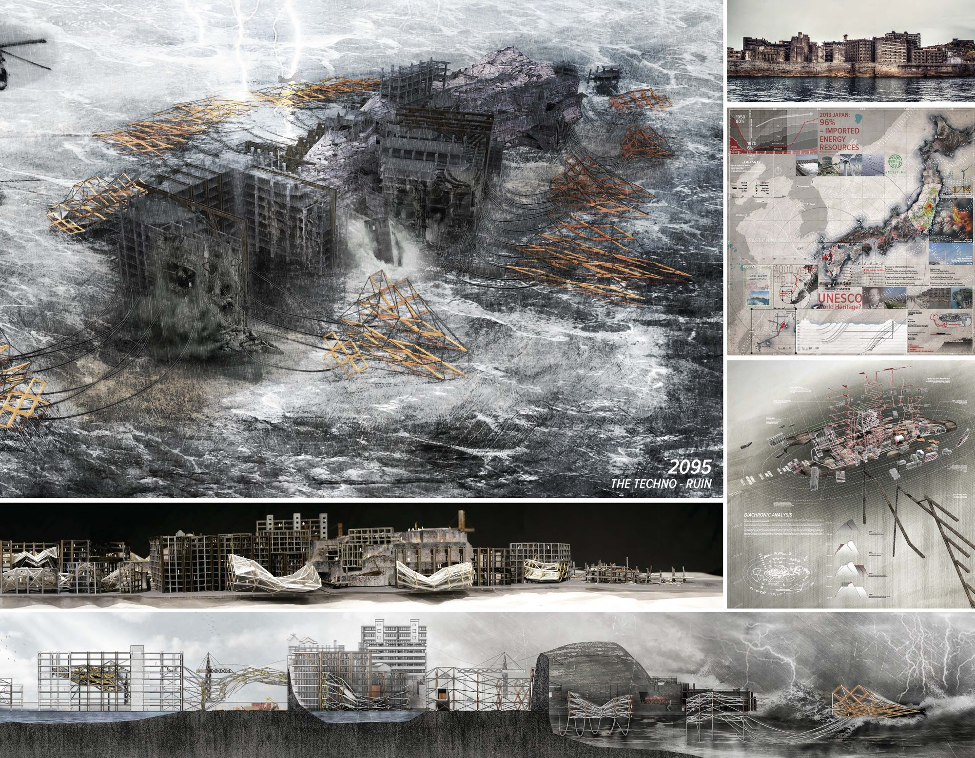 Gallery Of Winners Of Unbuilt Visions Competition