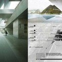 Special Mention: 'Opération Béton: Nature Interpretatation Center of the Alps' / Le Quang; Hoang Phuong. Image Courtesy of d3