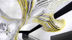 Marc Fornes / THEVERYMANY Installations Transform INRIA