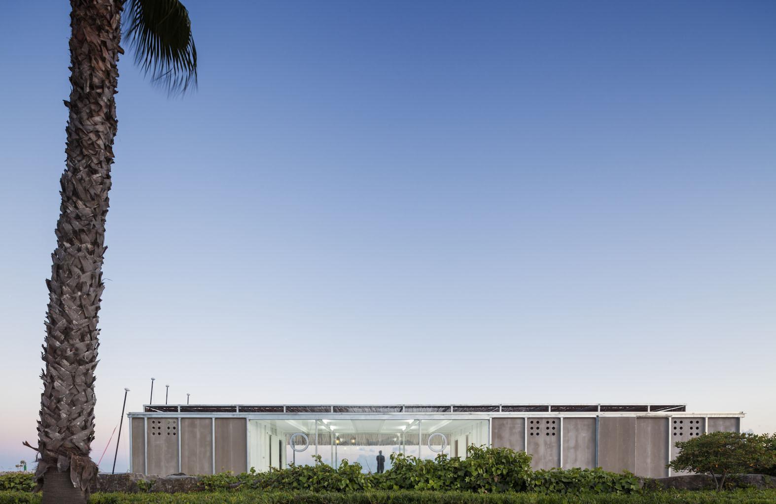 Escuela de Vela de Sotogrande en Cádiz. Héctor Fernández Elorza/HFE Arch + Carlos García Fernández . Image © Montse Zamorano