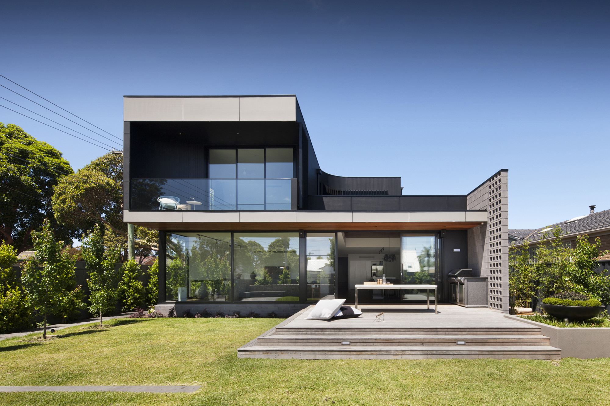 Gallery of the corner bower architecture 4 for Best home designs australia