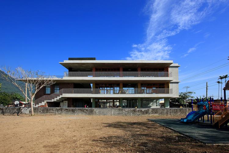 Jardín Infantil para niños indígenas / Wang, Pe-Jen Architects + Lin, Chi Chin, © Chi , Po Lin