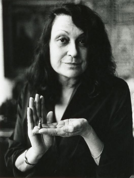 Lina Bo Bardi. Imagen cortesía del Instituto Lina Bo e P.M. Bardi. © Bob Wolfenson