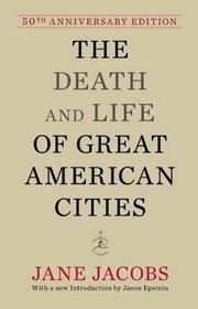 """Portada de """"Muerte y vida de grandes ciudades estadounidenses"""""""