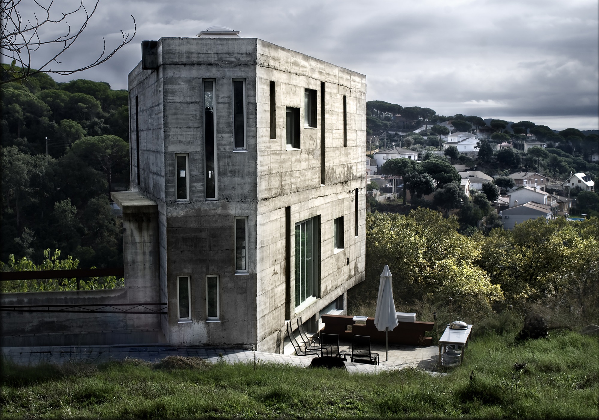 Casa en Dosrius / IF Arquitectos, © Roberto Alcaraz