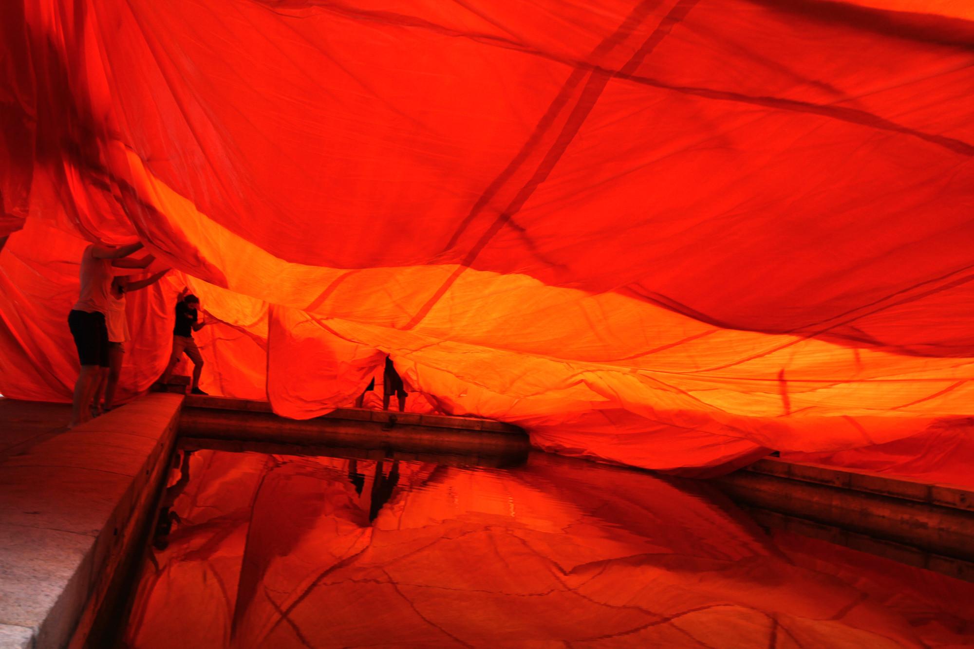 Parque Lage. Image Cortesia de Peniques productions