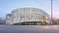 Centro de Artes y Cultura de Baiyunting / Dushe Architectural Design Co