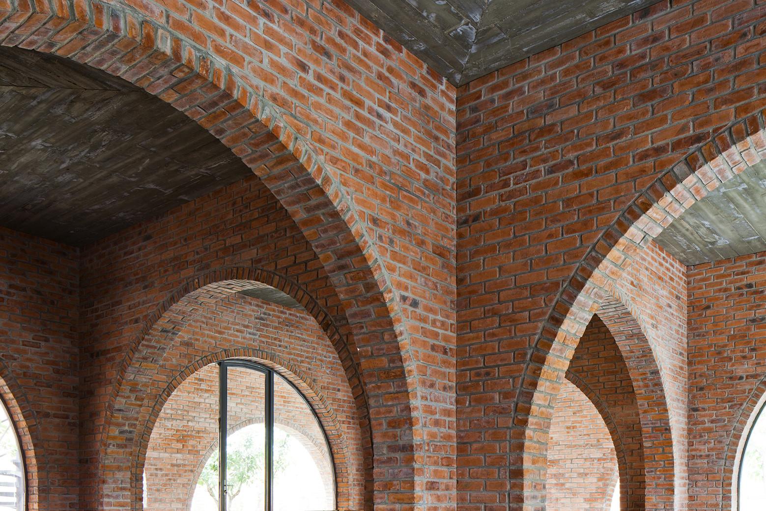 Gallery of f coffee wangstudio 5 for Internal arch