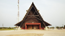 The Assinie-Mafia Church / Koffi & Diabaté Architectes